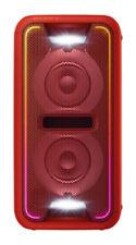 Sony GTKXB5 Home Audio System - Red