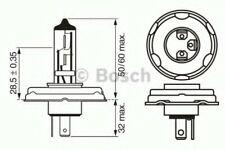 Genuine BOSCH PURE/LT R2H 12V 45/40W P45T - 1987302021