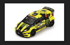 1 43 Ixo Ford Fiesta RS WRC Winner Monza Rally Show Rossi/cassina 2016