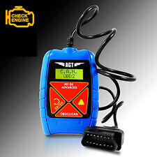 Check Engine Light OBD2 OBDII OBD-2 Scanner Interface Code Reader For Mitsubishi
