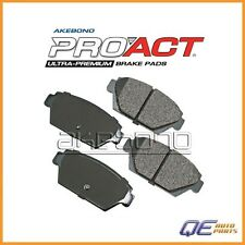 Rear Mitsubishi Eclipse Galant Mirage Disc Brake Pad Akebono ProACT D8329ACT