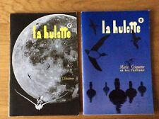 Lot de 2 - LA HULOTTE l'arbaletrier et Marie criquette et les tontons 78 & 80