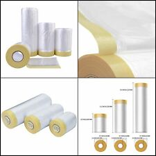 MyLifeUNIT Tape and Drape, Assorted Masking  for Automotive Painting Covering
