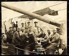 Foto-U-Bootflottille-Unterseeboot Flottilie-SM U 17- U-Boot-Feindfahrt-1.WK-14