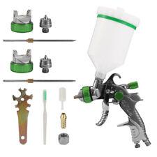 1.4 + 1.7mm+2mm ANEST IWATA AIR SPRAY GUN W-101 Gravity Feed Paint Kit tool HVLP