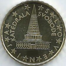 Slovenië  2009    10 cent    UNC uit de BU    UNC du coffret !!!