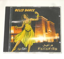Belly Dance - CD - Farafish - Louqsor -  Melodies Paysannes - NewStop