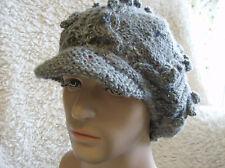 Granite Peak  - Mens Hat - Easy Knitting Pattern