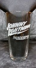 Laser Engraved Slot Car Designs PINT Drinking/Bar glass - JOHNNY LIGHTNING