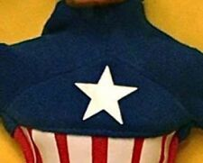Captain Action Captain America Replacement Chest Decal Ideal