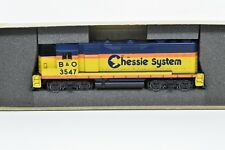 Chessie System Gp35 PWR Diesel Locomotive - HO Gauge by Athearn #4208
