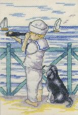 All Our Yesterdays Ship Ahoy Cross Stitch Kit