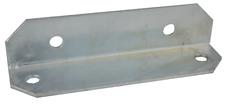 Carinya GALVANISED STAIR RAIL BRACKET 50x50x200x3.5mm Hot Dipped *Aust Brand