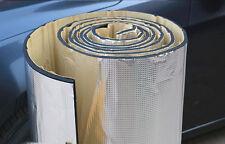 "10mm 40""x40"" Car Hood Door Heat Sound Deadener Reducer Insulation Underlay Mat"