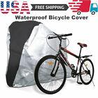 Large Waterproof Bicycle Cover Outdoor Rain/Sun Protector for Bikes Dustproof US