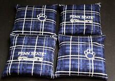 Penn State Lions Cornhole Bean Bags BaggoToss Tailgate Game 4 Aca Corn Hole Bags