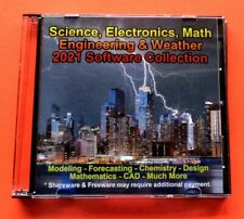 Electronics, Science, Engineering, Math and Weather Dvd