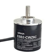 Omron E6b2 Cwz6c Rotary Encoder 50pr New