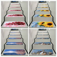 Stair Tread Carpet Mats Step Staircase Non Slip Mat Protection Cover Rug -ME3