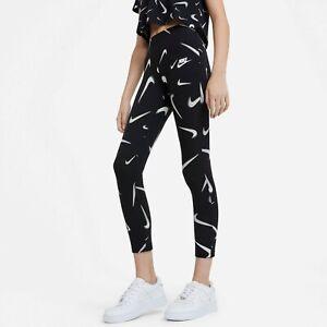 37104121/K72 Nike Sportswear Leggings »Nike Sportswear Favorites Big K  Gr.M neu