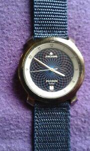 Junghans Phoenix solar all stainless wristwatch.