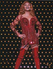 KINKY BOOTS OBC BILLY PORTER LOLA SIGNED 8X10 PHOTO C SHOWSTUFF