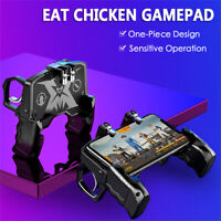 PUBG Mobile Phone Game Trigger Shooter Controller Gamepad Fire Button Handle HOT