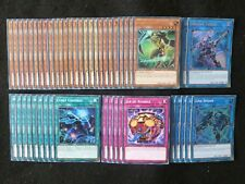 YU-GI-OH 47 CARD DECODE TALKER / LINK DECK  *READY TO PLAY*