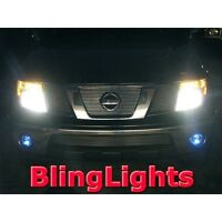 Xenon Foglamps Foglights Fog Lamps Driving for 2005 2006 2007 2008 Nissan Xterra