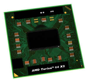 AMD Turion 64 X2 RM-74 TMRM74DAM22GG Toshiba K000069880 Mobile CPU 2.2GHz NEU