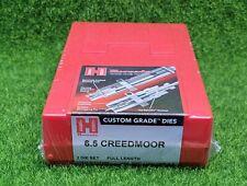 Hornady 6.5 Creedmoor Custom Grade Reloading 2-Die Set Full Length - 546289