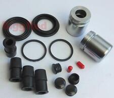 REAR Brake Caliper Repair Kit +Pistons for BMW 320 Diesel E46 1998-2012 (BRKP72)