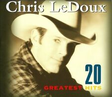 Ledoux, Chris 20 Greatest Hits CD