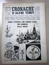 CRONACHE D'ALTRI TEMPI # Mensile - Anno XVI - N.188 # Dicembre 1969