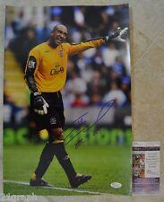 Tim Howard Signed 12x18 (Poster Size!) w/ JSA COA #L41759 US Soccer USA Everton