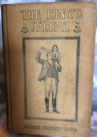 1898 Richard Harding DAVIS / The King's Jackal First Edition Illustrated