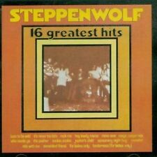 STEPPENWOLF 16 Greatest Hits, Magic Carpet Ride, Born To Be Wild, Move Over