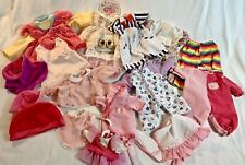 Lot of Miscellaneous Doll & Baby Doll Clothing, Some NOS
