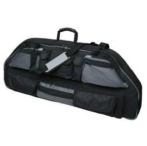 Archery Compound Bow Bag Case Arrow Pocket Carry Cover 39 Inch Backpack Holdall