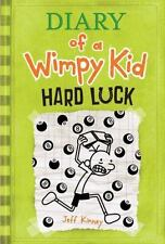 Hard Luck, Diary of a Wimpy Kid, Book 8, Softcover Paperback Edition, New,