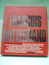 Francois Mitterrand, biographie historique - F. Pavaux-Drory & F. Lecoeuvre