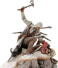 "ASSASSIN'S CREED 3 - Connor 'The Last Breath' 12"" Vinyl Diorama Statue (Ubisoft)"