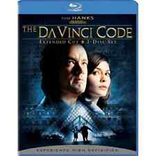 The Da Vinci Code Blu-ray 2-Disc Extended Edition