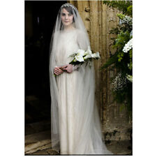 Downton Abbey Michelle Dockery and Matthew Crawley Bride 8 x 10 Inch Photo