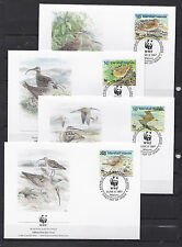 Marshall Islands 1997 - FDC - Vogels/Birds/Vögel  WWF/WNF