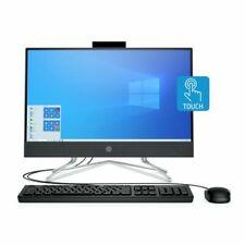 HP 22-df0023w 21.5 inch (1TB, AMD Ryzen 3, 2.60GHz, 8GB) All-In-One Computer - 9EE21AA