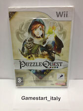 PUZZLE QUEST: CHALLENGE OF THE WARLORDS (NINTENDO WII) NUOVO SIGILLATO NEW
