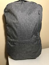 "Incase Terra Campus 15"" Laptop Backpack Charcoal Gray School Book Bag"