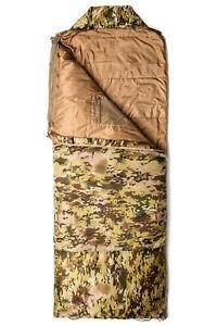 Snugpak Jungle Sleeping Bag with Mosquito Net Military Bag Terrain NEW