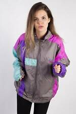 Vintage Alex Atlethics Tracksuits Top Shell Tracksuits Top UK XL Lilac - SW2310